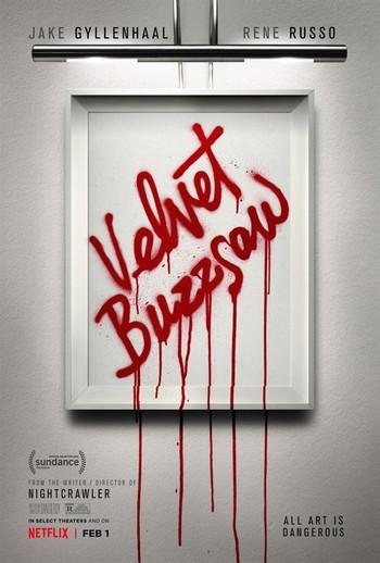 Velvet Buzzsaw affiche