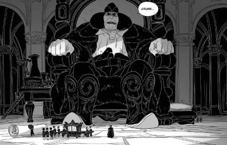 Les Ogres-Dieux - Hubert et Gatignol
