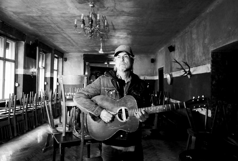 Howe Gelb - Photo