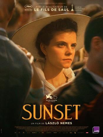 Sunset Affiche