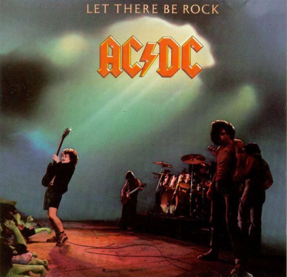 Let There Be Rock: AC/DC: