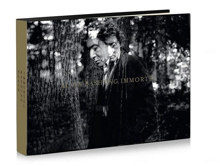 coffret immortels Bashung