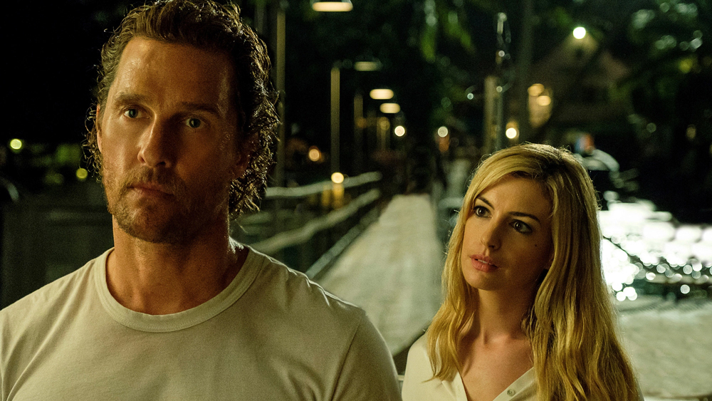 Serenity : Photo Anne Hathaway, Matthew McConaughey