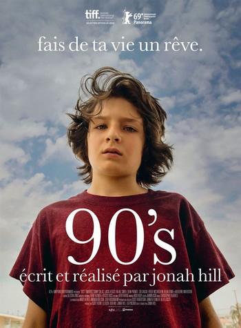 90's affiche film