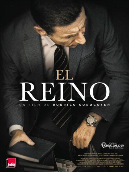 El Reino de Rodrigo Sorogoyen avec Antonio de la Torre