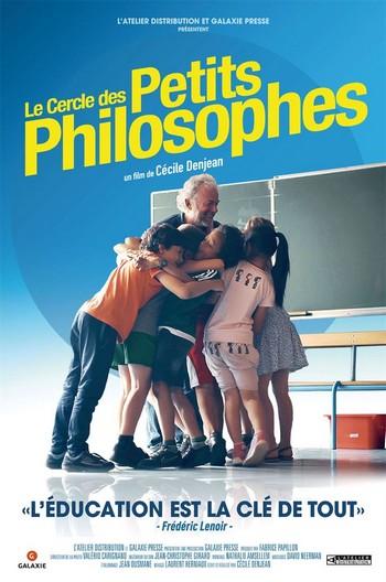 Le Cercle des petits philosophes affiche