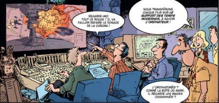 Sergio Aragones explose Star Wars - Editions Delcourt