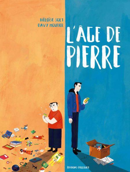 L'âge de Pierre - Davy Mourier & Héloïse Solt