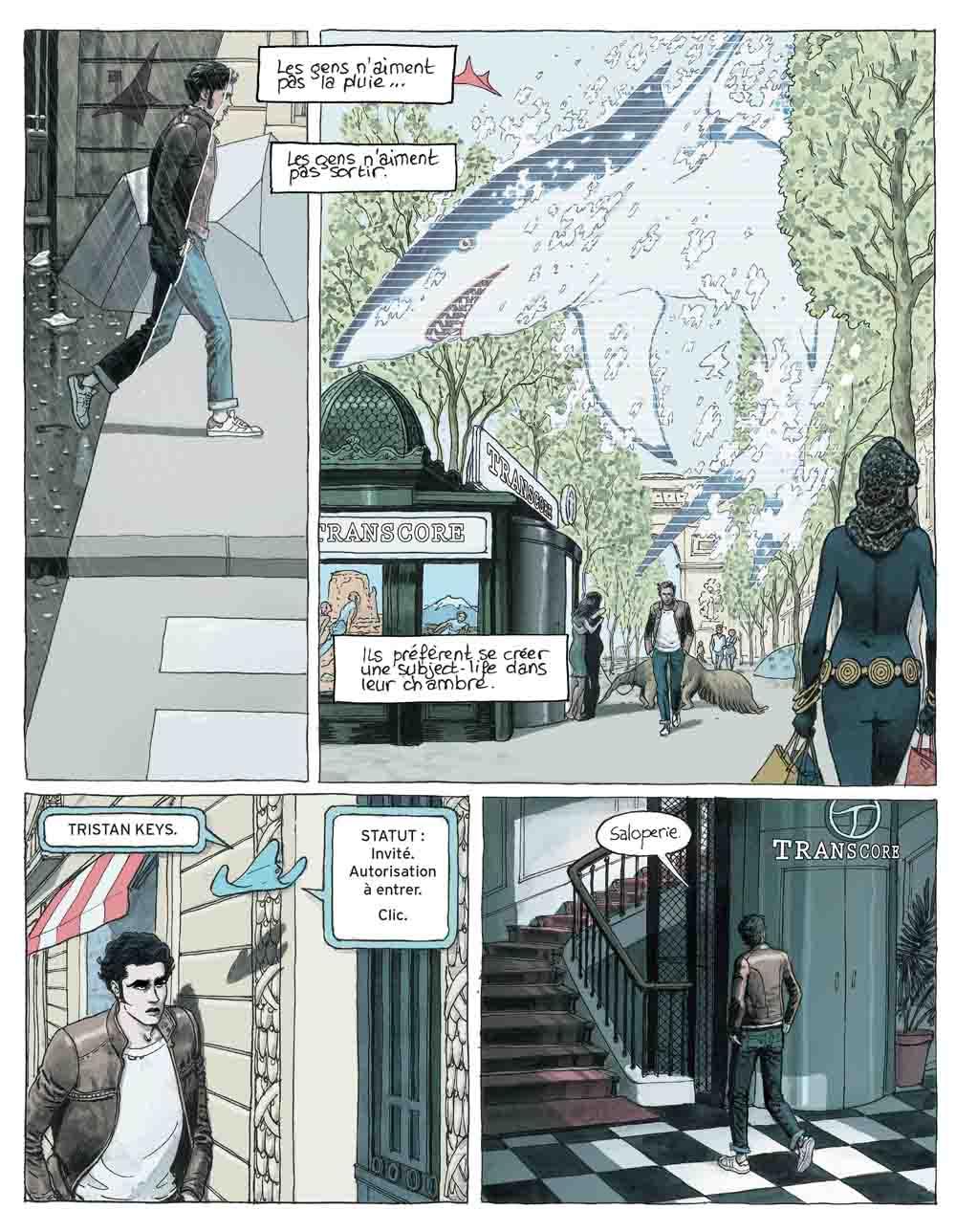 Paris 2119 – Zep & Bertail