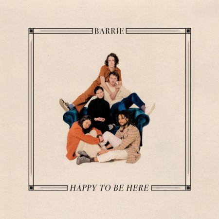 Barrie - Happy to Be Here