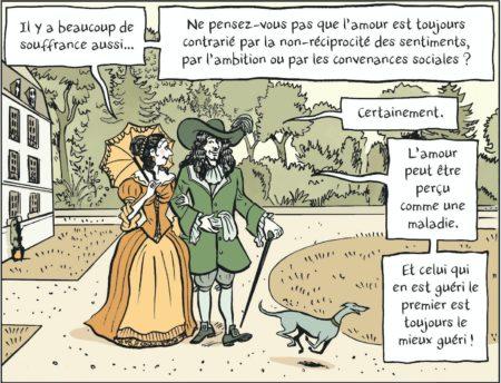 La Princesse de Clèves de Catel et Bouilhac