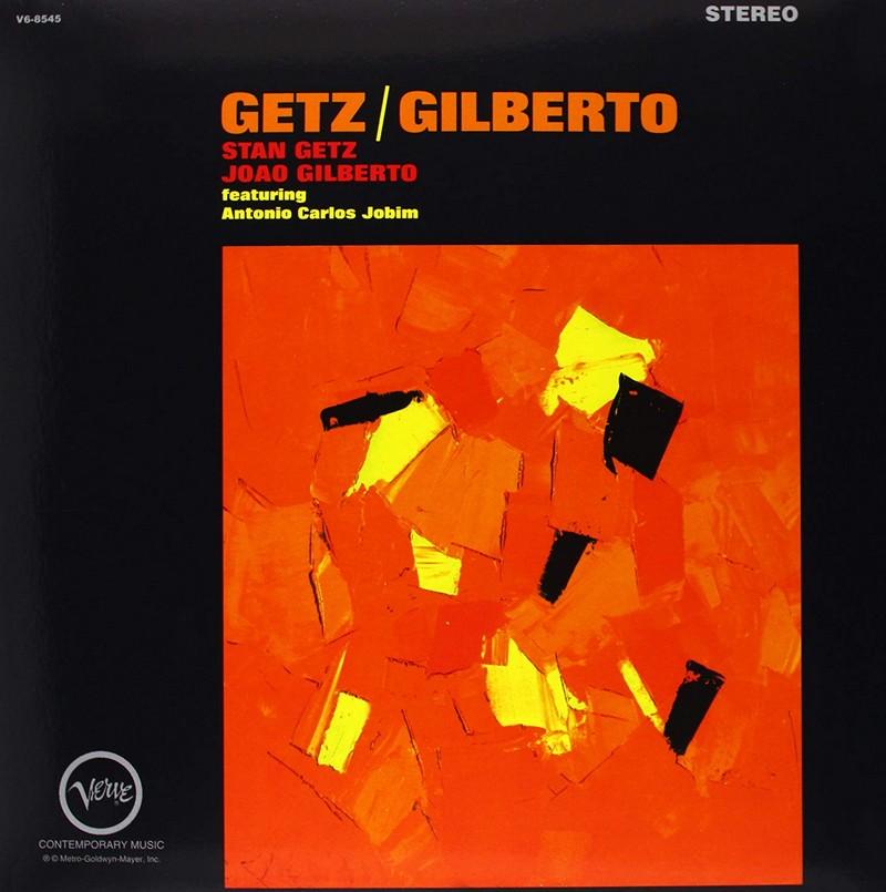 Stan Getz et João Gilberto