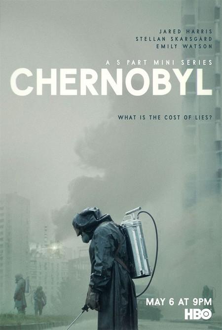 Chernobyl affiche série