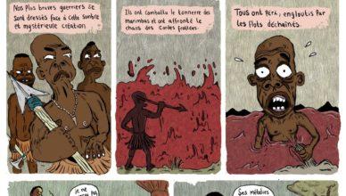 Planche Croque Note - Vieo Abiungo (The Dregs)