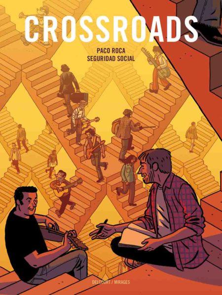 Crossroads – Paco Roca & Seguridad Social