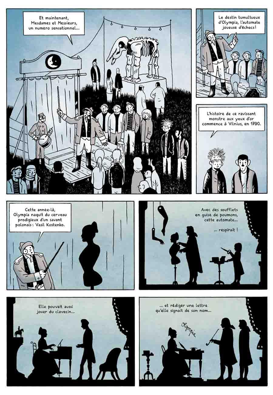 Le Sortilège de la femme-automate - Alexandre Kha