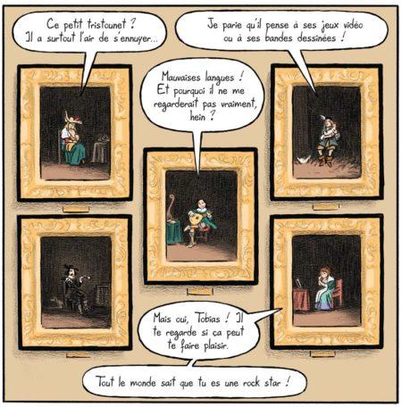 Les Tableaux de l'ombre – Jean Dytar