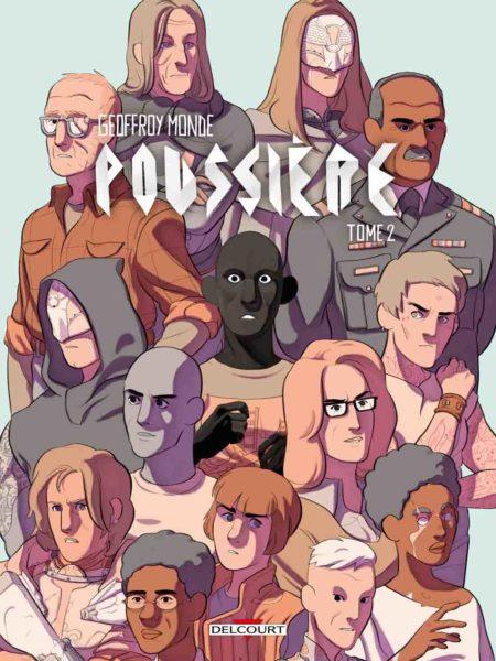 Poussière – Geoffroy Monde
