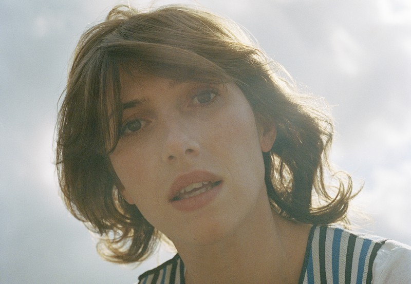 Aldous Harding by Clare Shilland