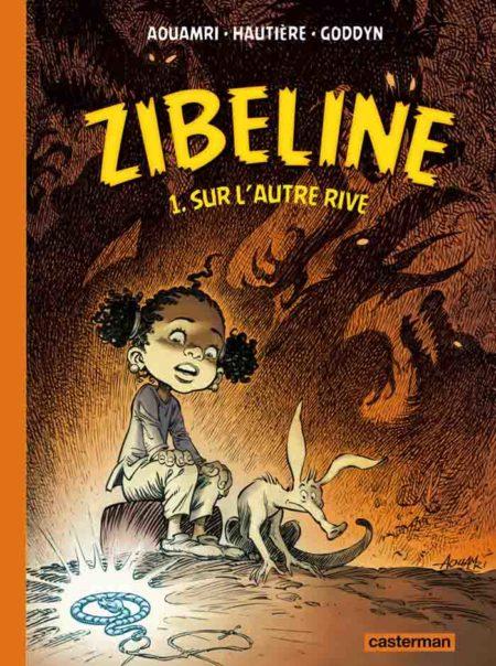 Zibeline, tome 1 : Sur l'autre rive – Aouamri, Hautière et Goddyn