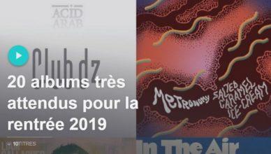 20 albums de 2019 part1
