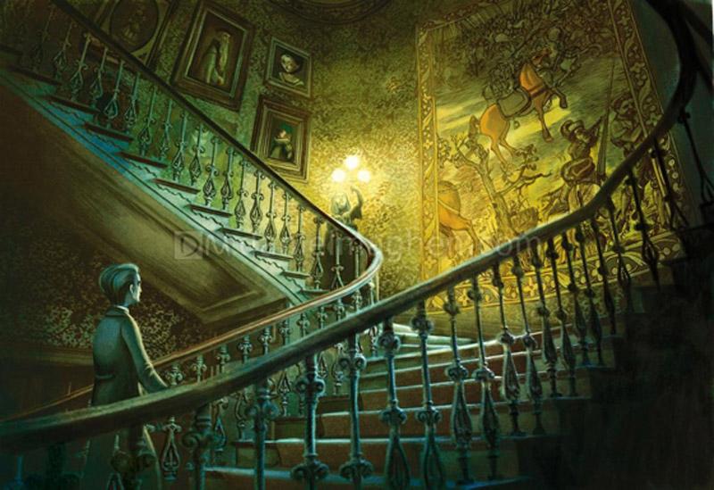 Les Contes macabres, volume 2 – Edgar Allan Poe & Benjamin Lacombe