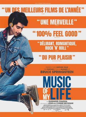 MUSIC OF MY LIFE affiche