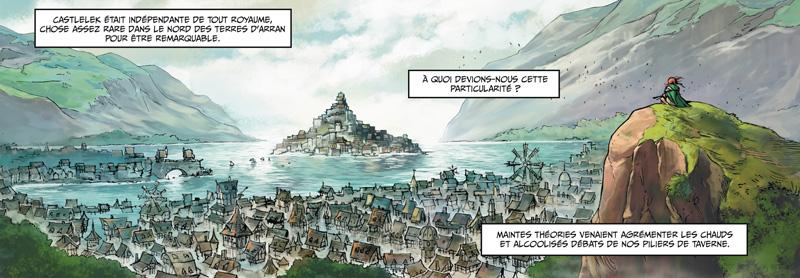 Mages, tome 1 – Aldoran