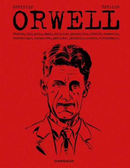 Orwell - Pierre Christin et Sébastien Verdier