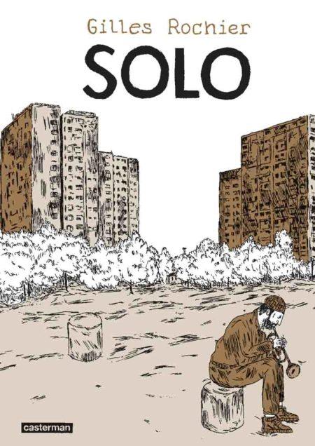 Solo - Gilles Rochier