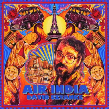 DAVID SZTANKE – Air India