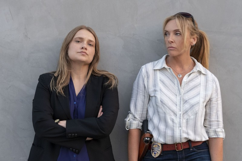 Photo Merritt Wever, Toni Collette