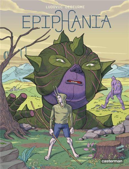Epiphania t3 - Ludovic Debeurme