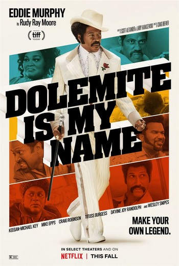 Dolemite is my name affiche