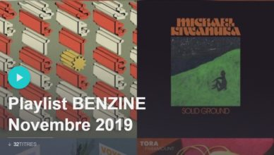 playlist benzine novembre 2019