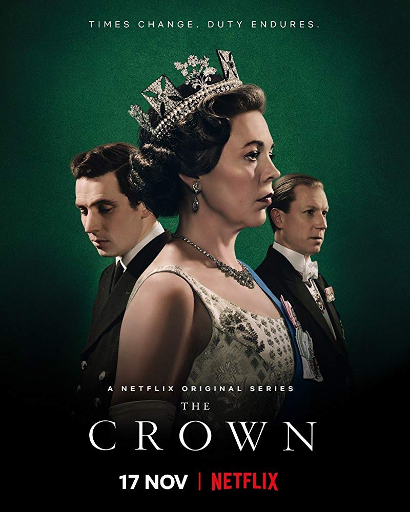 The Crown Saison 3 -