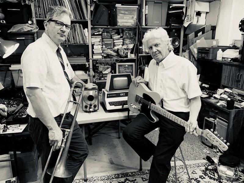 Pat Irwin et J. Walter Hawkes