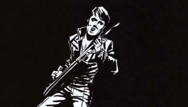 Elvis - Ombre et lumière - Patrick Mahé et Kent