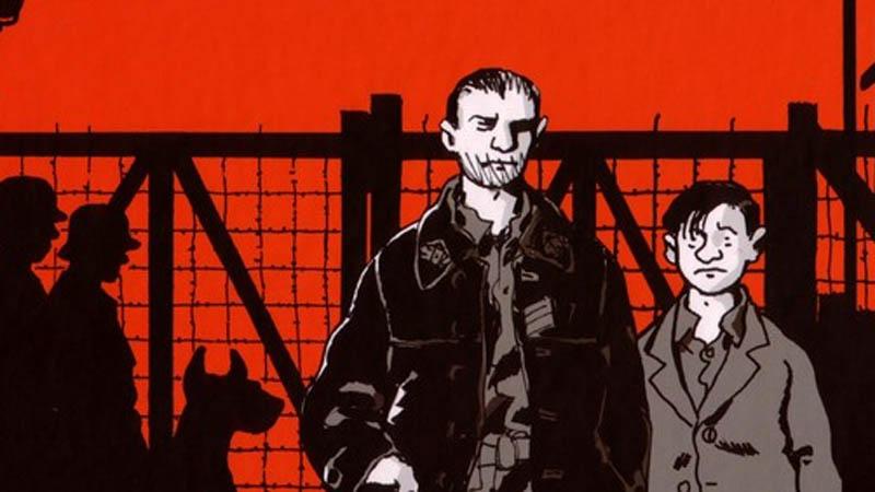 Moi, René Tardi, prisonnier de guerre au Stalag II B, de Jacques Tardi