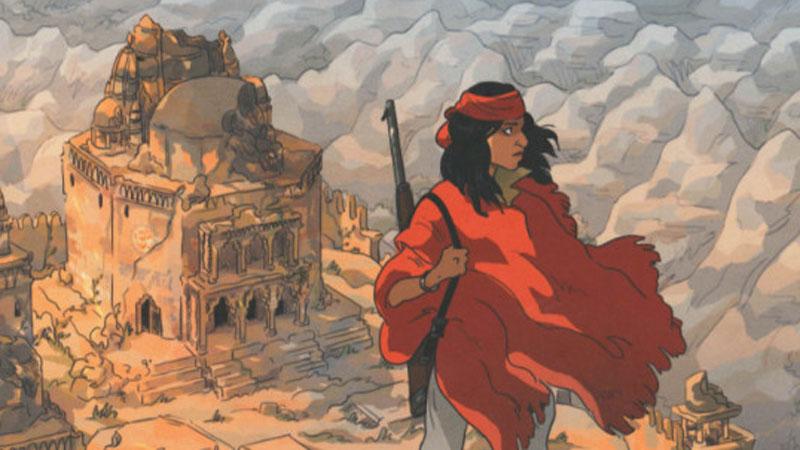 Phoolan Devi, de Claire Fauvel