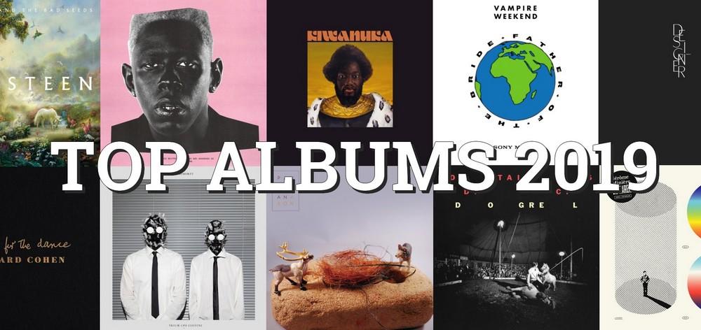 top albums benzine 2019