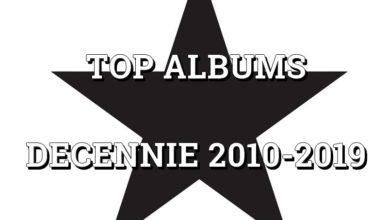 top décennie ALBUMS