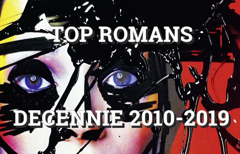 top roman décennie 2010-2019