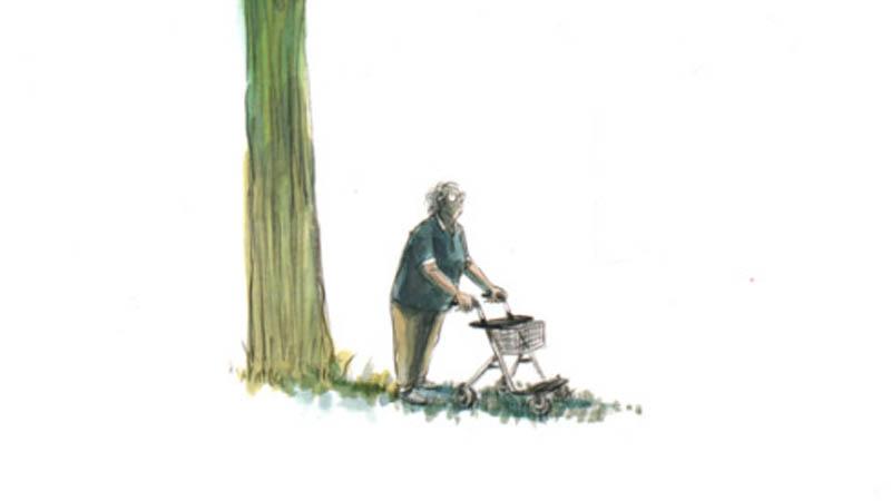 Une vie comme un été, de Barbara Yelin et Thomas Von Steinaecker
