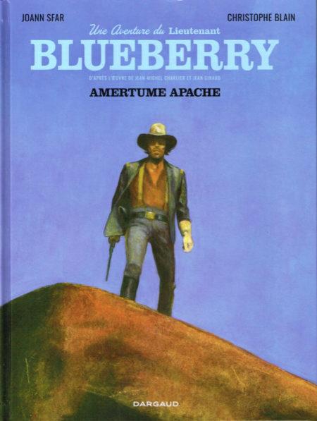 Blueberry (Sfar/Blain), tome 1, Amertume Apache