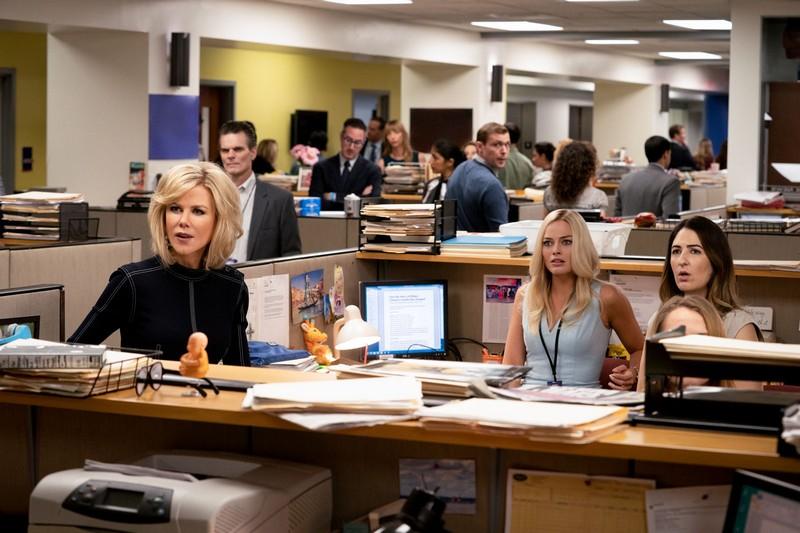 Scandale : Photo Margot Robbie, Nicole Kidman
