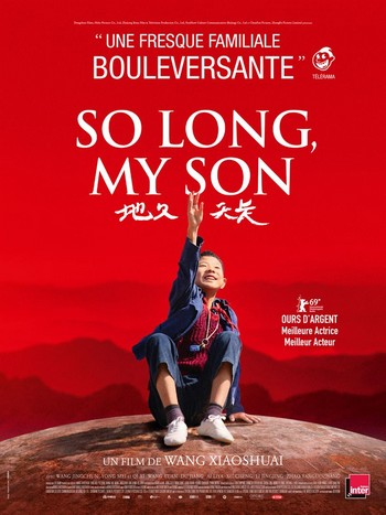 So Long, My Son affiche