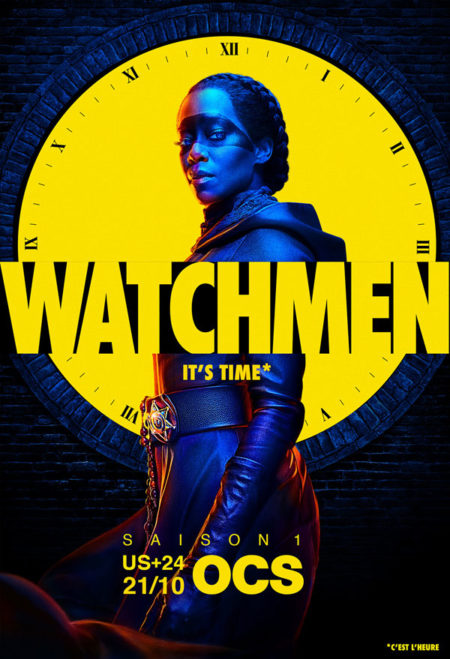 Watchmen série TV