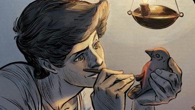 Le Boiseleur, tome 1 : Les mains d'Illian – Hubert et Gaëlle Hersent