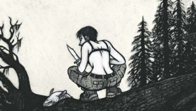 Femme sauvage – Tom Tirabosco